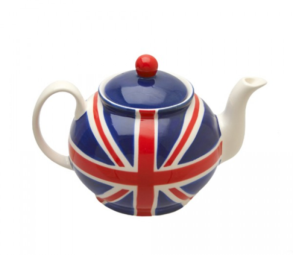 Union Jack Tea Pot-01 thepamperedsparrow